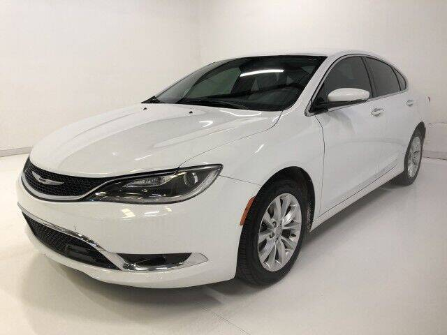 2016 Chrysler 200 for sale at Autos by Jeff in Peoria AZ