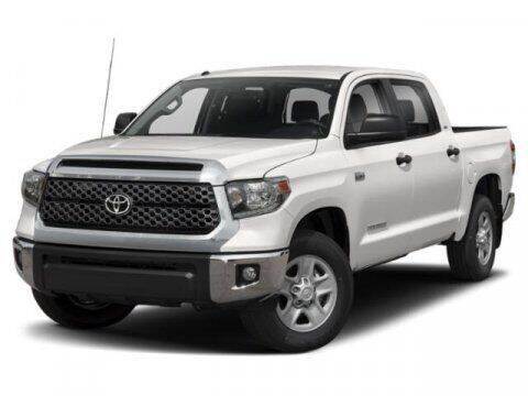 2021 Toyota Tundra for sale at BEAMAN TOYOTA in Nashville TN