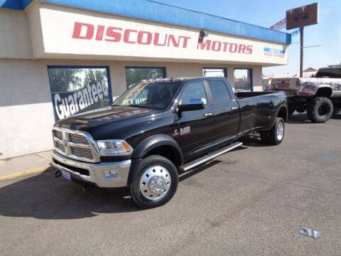 2017 RAM Ram Chassis 5500 for sale at Discount Motors in Pueblo CO