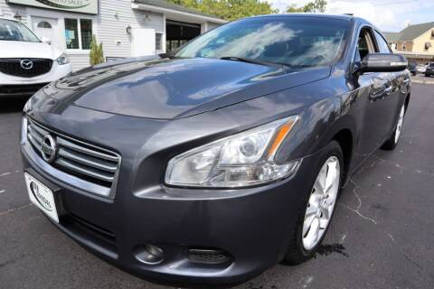 2012 Nissan Maxima for sale at Randal Auto Sales in Eastampton NJ