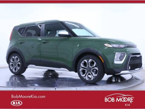 2021 Kia Soul for sale at Bob Moore Kia in Oklahoma City OK