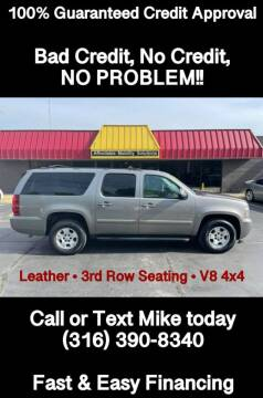 2007 Chevrolet Suburban for sale at Affordable Mobility Solutions, LLC - Standard Vehicles in Wichita KS