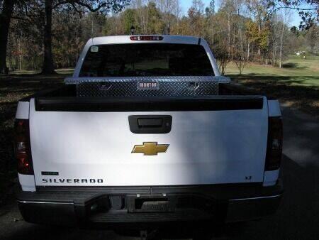 2012 Chevrolet Silverado 1500 4x4 LT 4dr Crew Cab 5.8 ft. SB - High Point NC