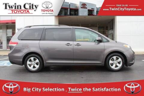 2011 Toyota Sienna for sale at Twin City Toyota in Herculaneum MO