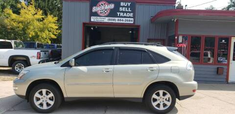 2005 Lexus RX 330 for sale at Stach Auto in Janesville WI
