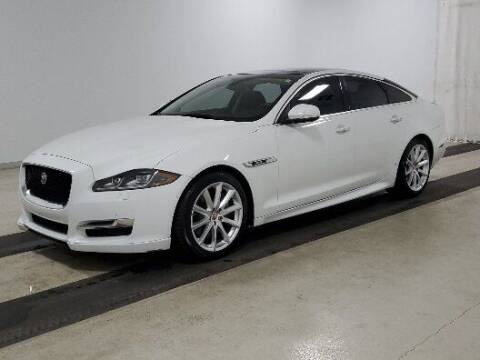 2016 Jaguar XJ for sale at Florida Fine Cars - West Palm Beach in West Palm Beach FL