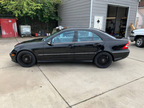 2005 Mercedes-Benz C-Class for sale at Mike's Auto Sales of Charlotte in Charlotte NC