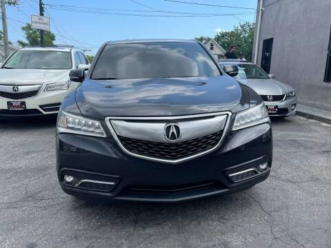2016 Acura MDX for sale at H & H Motors 2 LLC in Baltimore MD