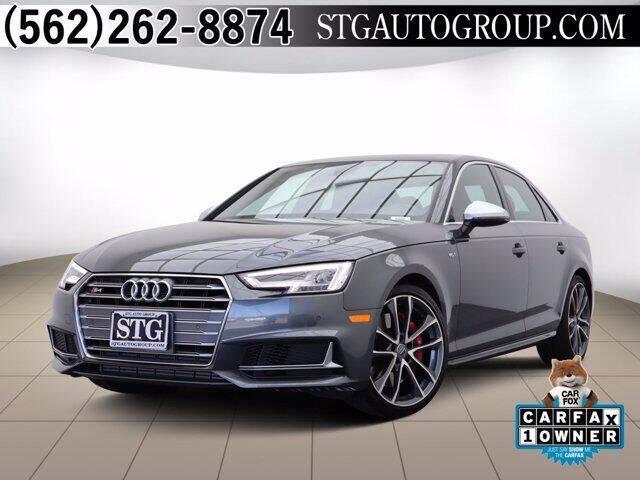 2018 Audi S4 for sale in Bellflower, CA