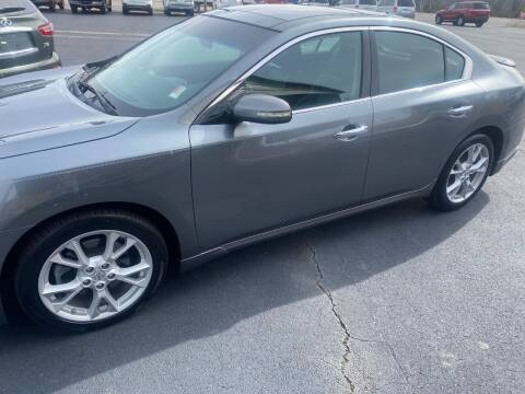 2014 Nissan Maxima for sale at Elite Auto Brokers in Lenoir NC