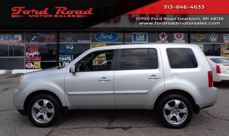 2014 Honda Pilot for sale at Ford Road Motor Sales in Dearborn MI