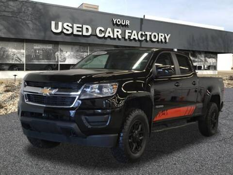 2017 Chevrolet Colorado for sale at JOELSCARZ.COM in Flushing MI