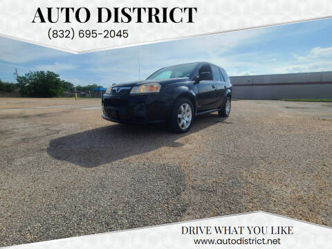 2006 Saturn Vue for sale at Auto District in Baytown TX
