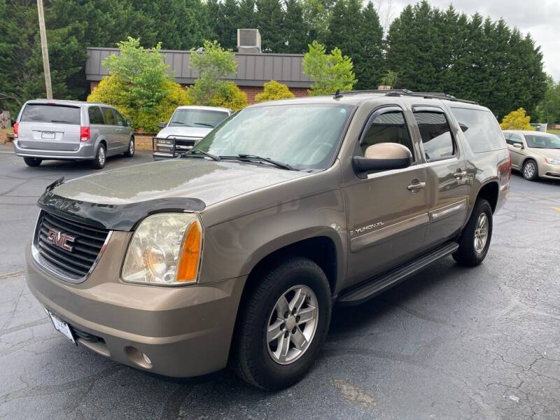 2007 GMC Yukon XL for sale at Viewmont Auto Sales in Hickory NC