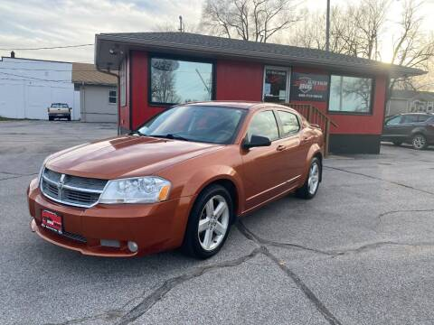 2008 Dodge Avenger for sale at Big Red Auto Sales in Papillion NE