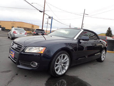 2010 Audi A5 for sale at Tommy's 9th Street Auto Sales in Walla Walla WA