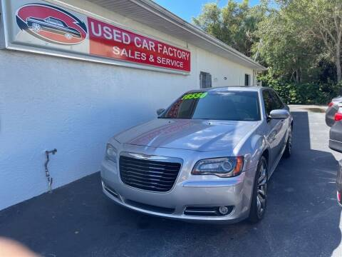 2014 Chrysler 300 for sale at Used Car Factory Sales & Service in Port Charlotte FL