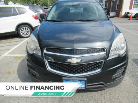2013 Chevrolet Equinox for sale at Balic Autos Inc in Lanham MD