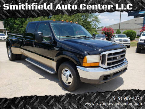 1999 Ford F-350 Super Duty for sale at Smithfield Auto Center LLC in Smithfield NC