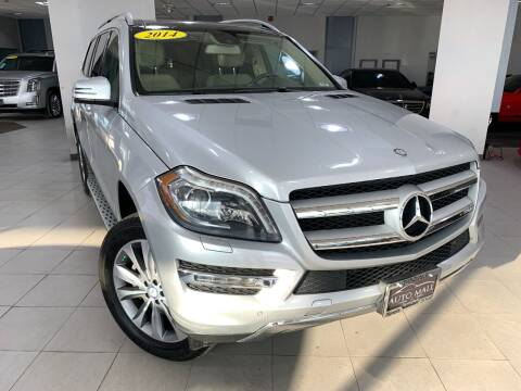 2014 Mercedes-Benz GL-Class for sale at Auto Mall of Springfield in Springfield IL