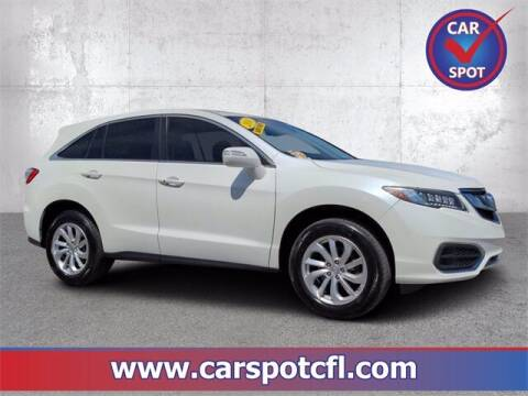 2016 Acura RDX for sale at Car Spot Of Central Florida in Melbourne FL
