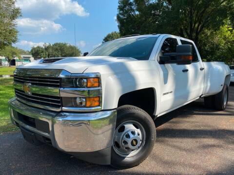2018 Chevrolet Silverado 3500HD for sale at Powerhouse Automotive in Tampa FL