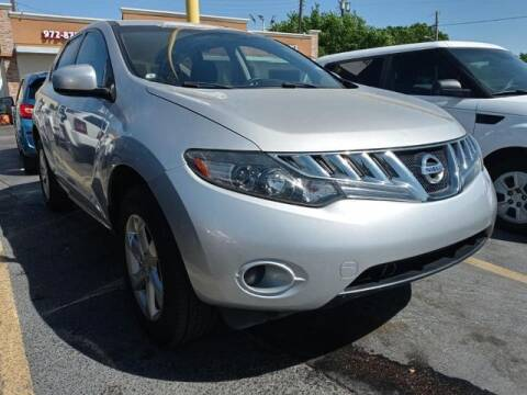 2009 Nissan Murano for sale at Auto Plaza in Irving TX