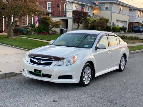 2010 Subaru Legacy for sale at Reis Motors LLC in Lawrence NY