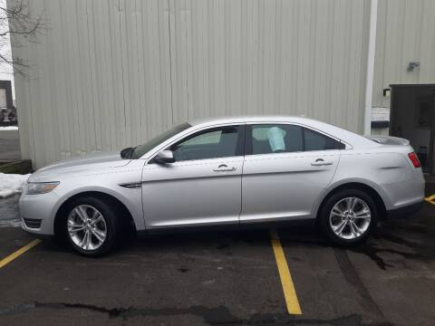 2014 Ford Taurus for sale at C & C Wholesale in Cleveland OH