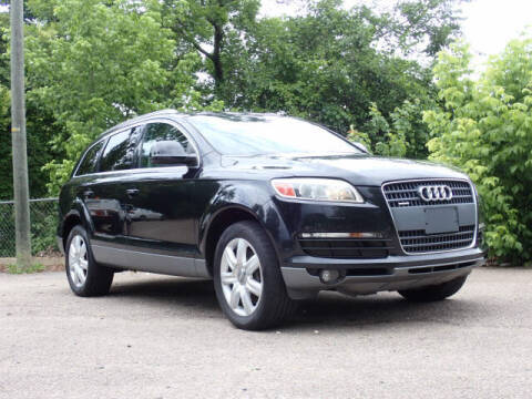 2007 Audi Q7 for sale at The Auto Depot in Raleigh NC