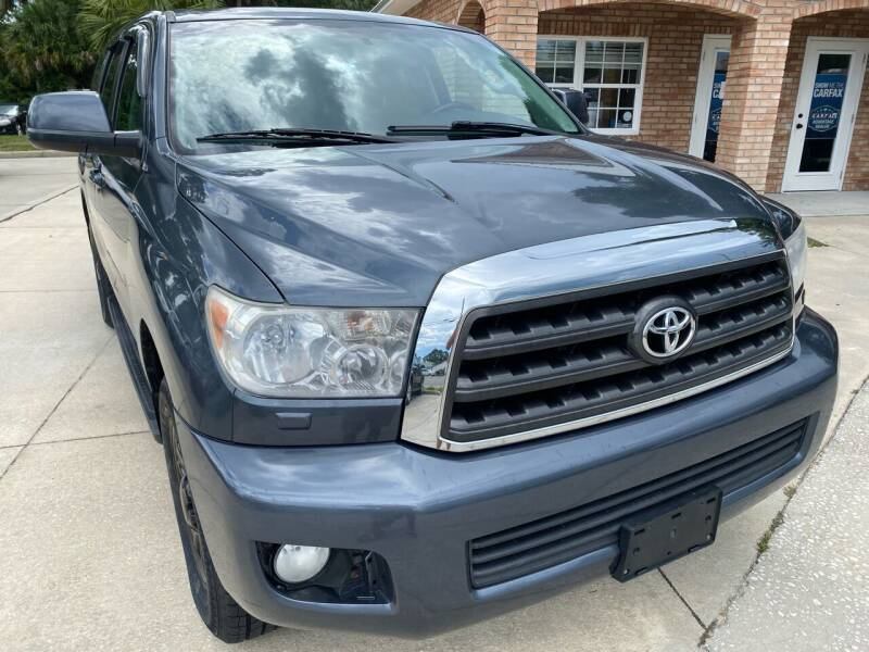 2008 Toyota Sequoia for sale at MITCHELL AUTO ACQUISITION INC. in Edgewater FL