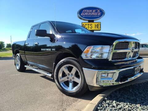 2012 RAM Ram Pickup 1500 for sale at Monkey Motors in Faribault MN