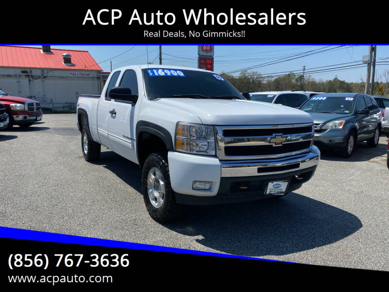2009 Chevrolet Silverado 1500 for sale at ACP Auto Wholesalers in Berlin NJ