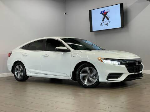 2020 Honda Insight for sale at TX Auto Group in Houston TX