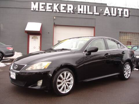 2006 Lexus IS 250 for sale at Meeker Hill Auto Sales in Germantown WI