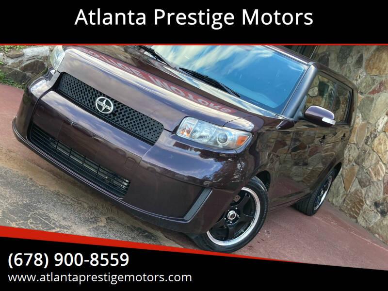 2010 Scion xB for sale at Atlanta Prestige Motors in Decatur GA