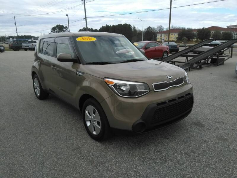 2016 Kia Soul for sale at Kelly & Kelly Supermarket of Cars in Fayetteville NC