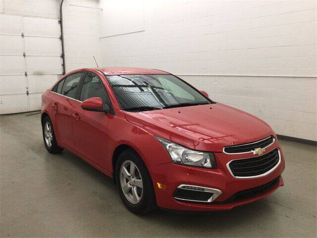 2016 Chevrolet Cruze Limited for sale in Waterbury, CT