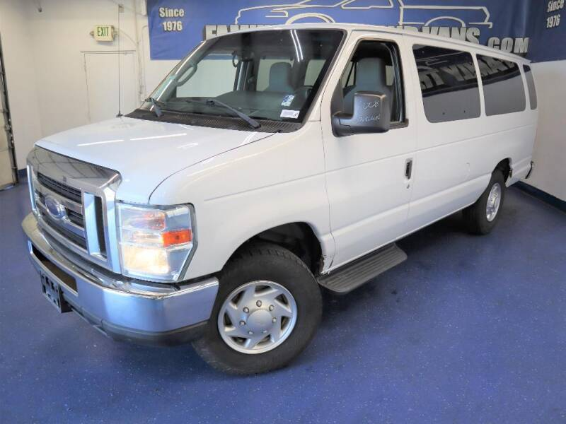 2012 Ford E-Series Wagon for sale in Denver, CO