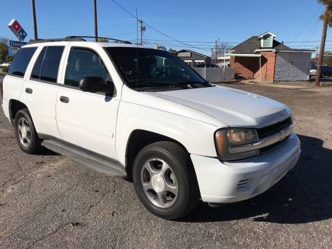 2007 Chevrolet TrailBlazer for sale at Cherry Motors in Greenville SC