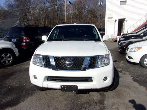 2008 Nissan Pathfinder for sale at Balic Autos Inc in Lanham MD