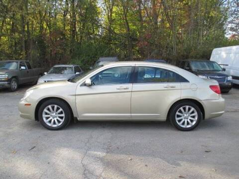 2011 Chrysler 200 for sale at Mill Creek Auto Sales in Youngstown OH