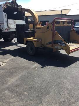 2009 Vermeer BC 1500 for sale at Stakes Auto Sales in Fayetteville PA