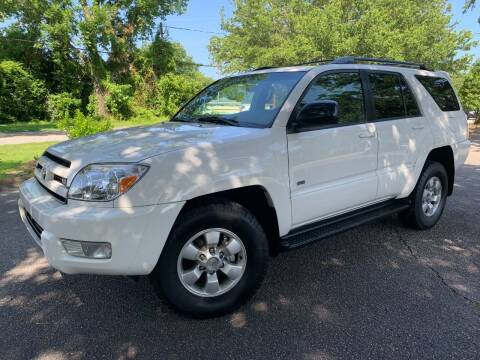 2003 Toyota 4Runner for sale at Seaport Auto Sales in Wilmington NC