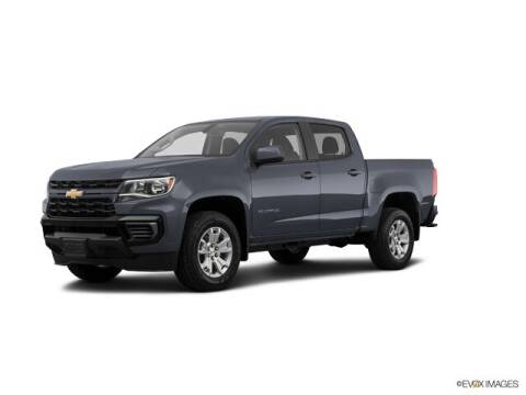 2021 Chevrolet Colorado for sale at Cole Chevy Pre-Owned in Bluefield WV