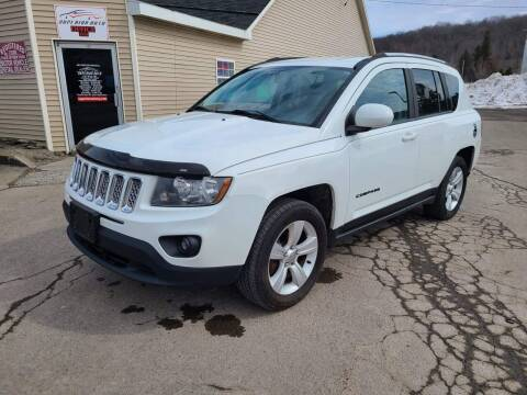 2014 Jeep Compass for sale at Superior Auto in Cortland NY
