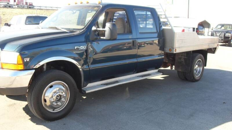 1999 Ford F-450 Super Duty for sale at 277 Motors in Hawley TX