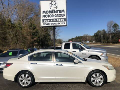 2010 Honda Accord for sale at Momentum Motor Group in Lancaster SC