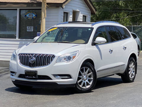 2016 Buick Enclave for sale at Kugman Motors in Saint Louis MO