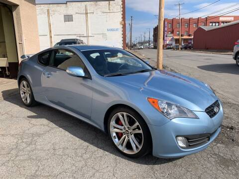 2010 Hyundai Genesis Coupe for sale at Red Top Auto Sales in Scranton PA